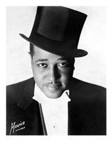 Duke Ellington by Maurice of Chicago